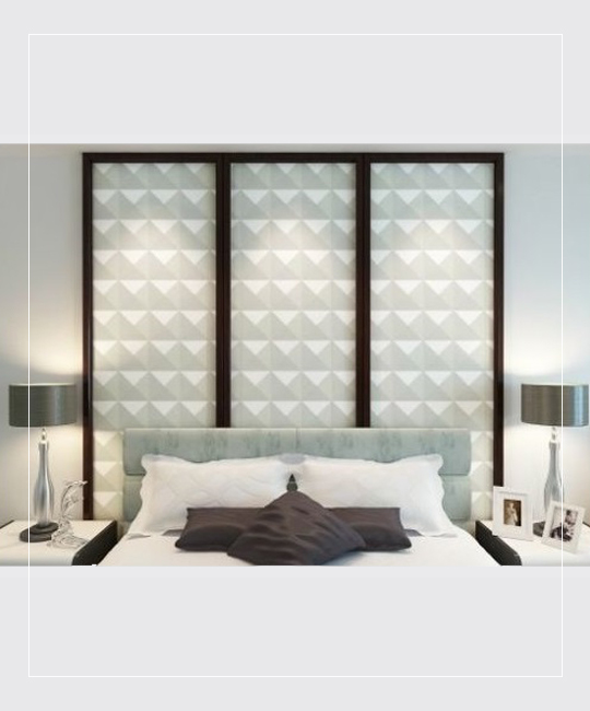 Peel stick 3d wall panel diamond design 12 panels 32sf for 3d wall covering