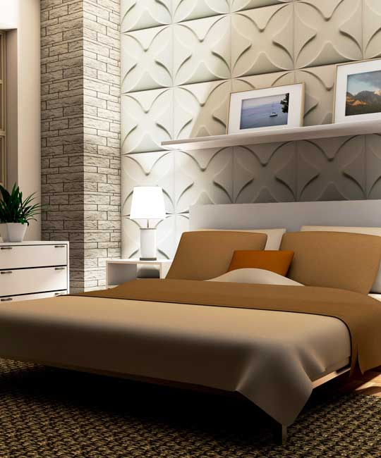 Flower 3d Wall Panels : D wall panel flower p n wd c panels