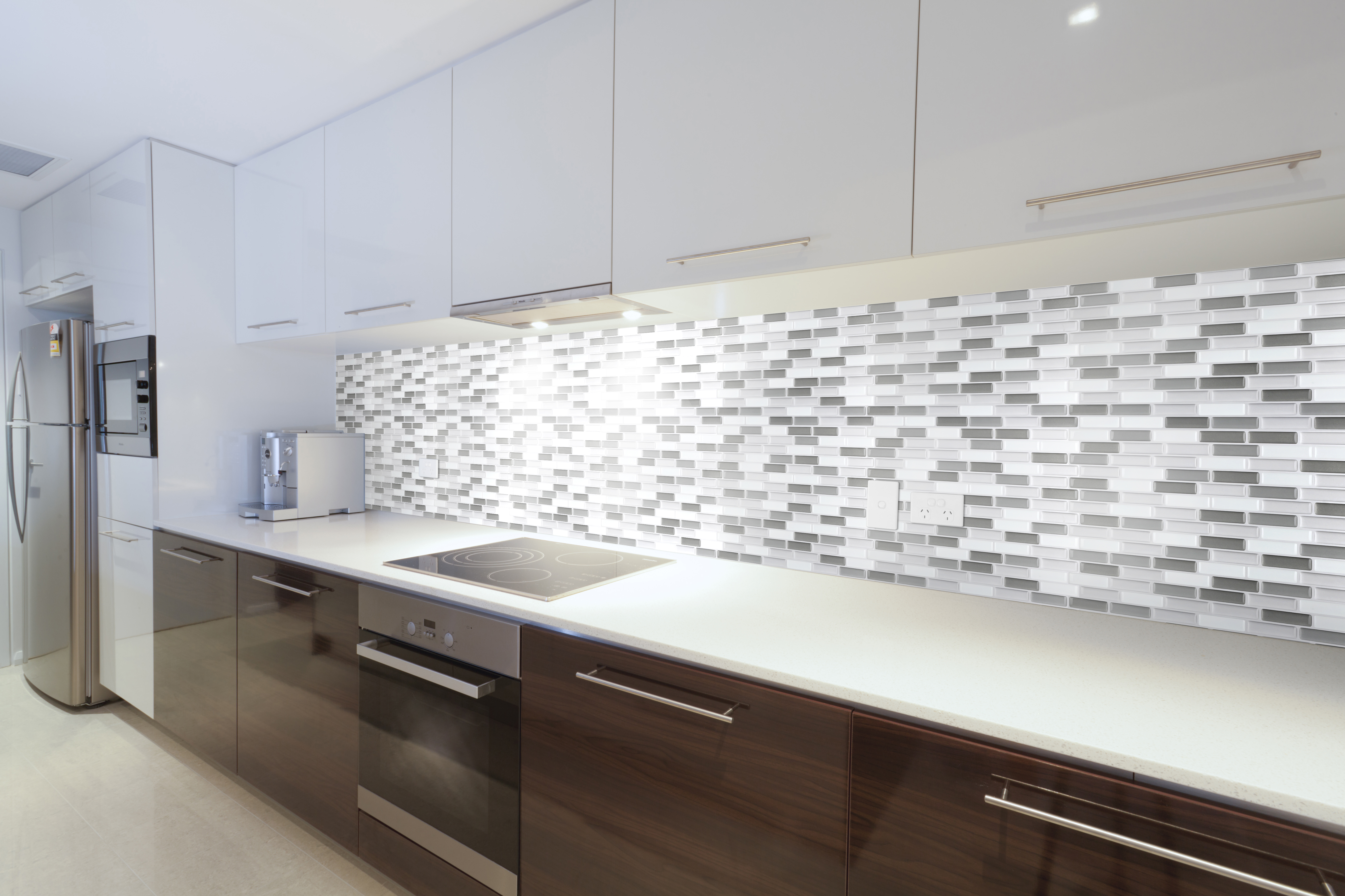 Peel& Stick 3D Mosaic Tile - WM-108C