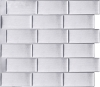 Peel & Stick 3D Vinyl Mosaic Tile - WM-138C