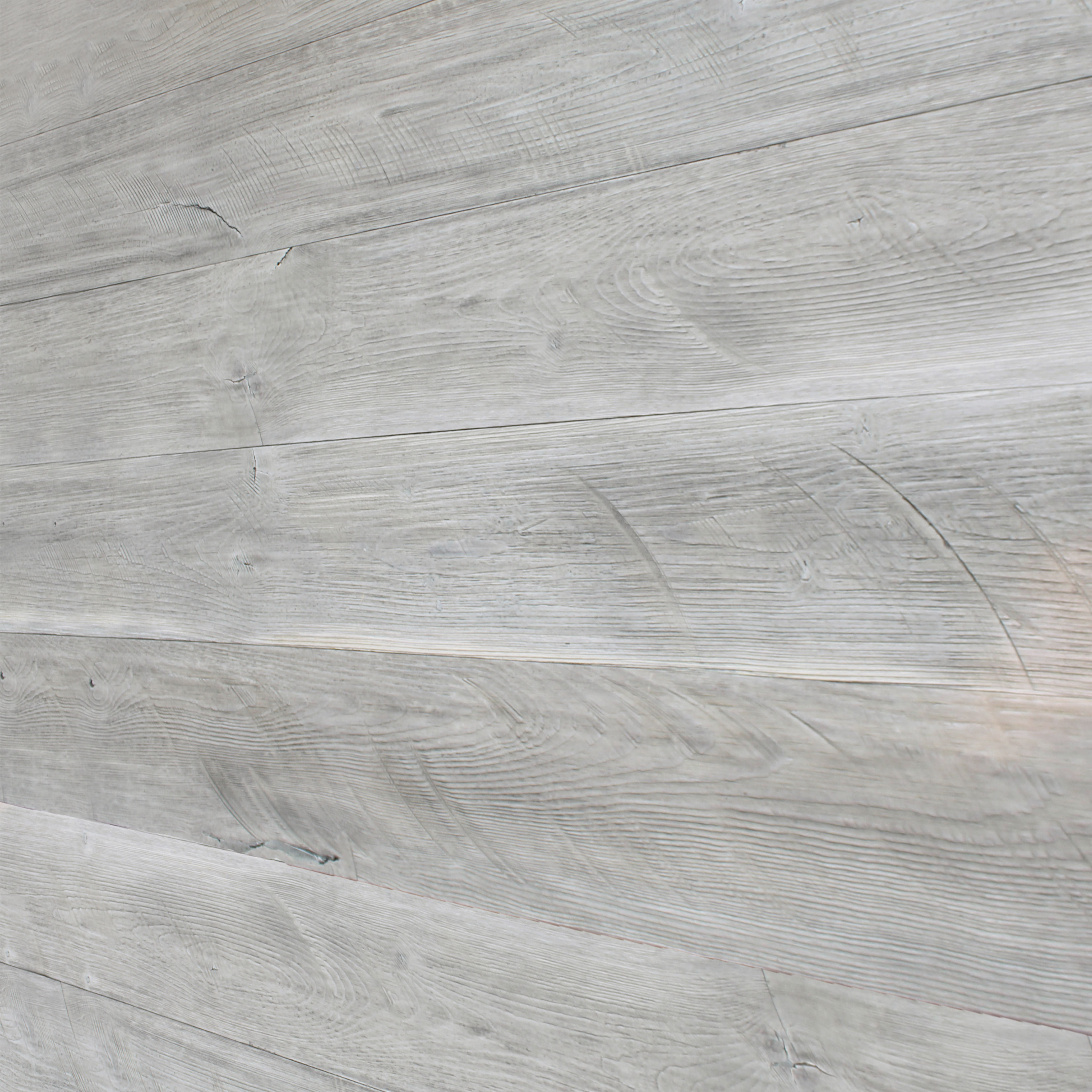 Saw Mark Light Grey|WP-020C|Peel & Stick DIY Rustic Weathered Shiplap Real Wood Wall Plank or Panel