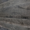 Peel & Stick DIY Real Wood Wall Plank or Panel - Saw Mark Dark Grey. WP-021C