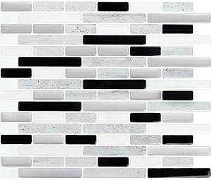 Peel & Stick 3D Vinyl Wall Tile - WM-048C