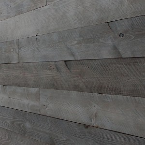 Saw Mark Grey|WP-019C|Peel & Stick DIY Rustic Weathered Shiplap Real Wood Wall Plank or Panel