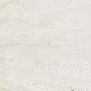 Peel & Stick DIY Real Wood Wall Plank or Panel - White Wash. WP-035C