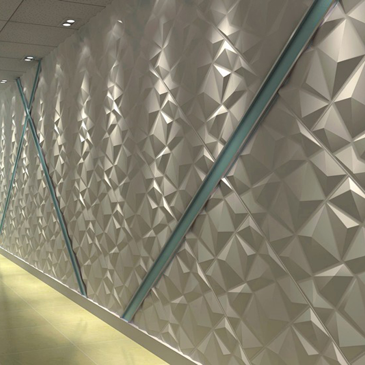 3D Wall Panel - SPARKLE | P/N WD-501C - 12 Panels