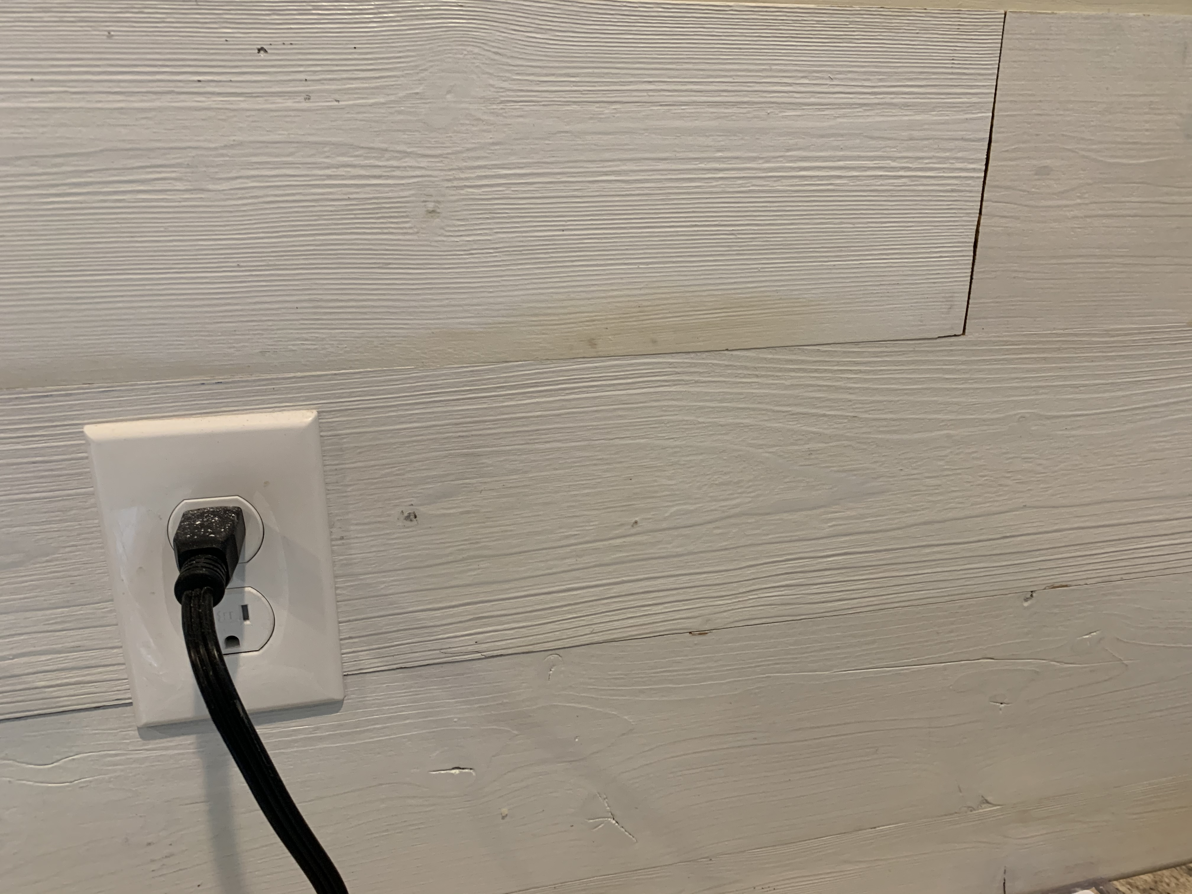 Peel Stick Diy Real Wood Wall Plank Or Panel Rustic Wp 002c